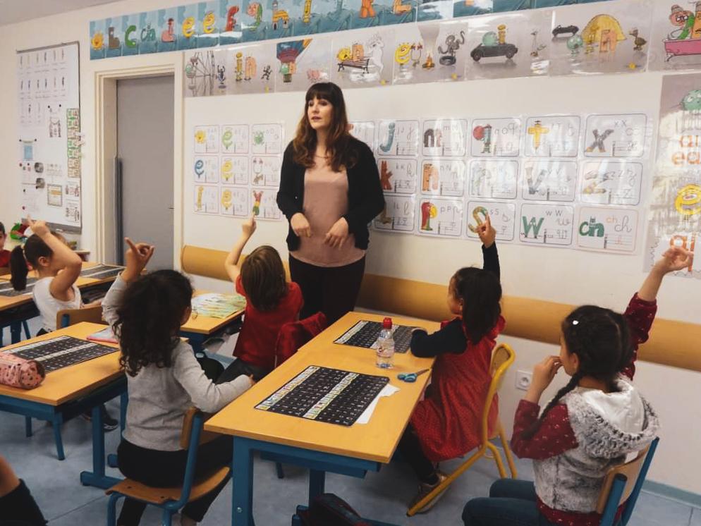 Institut Saint Joseph - Classe école